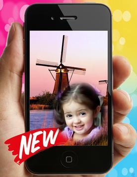 Beauty Dutch Frame apk screenshot