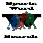 Sports Word Search icon