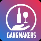 Gangmakers - Altijd een gratis rondje icon