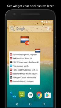 Dutch News screenshot 5