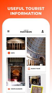 A bit of Pantheon - The official Pantheon app poster