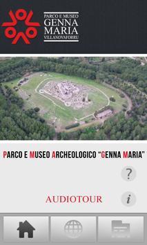 Parco e Museo Genna Maria poster