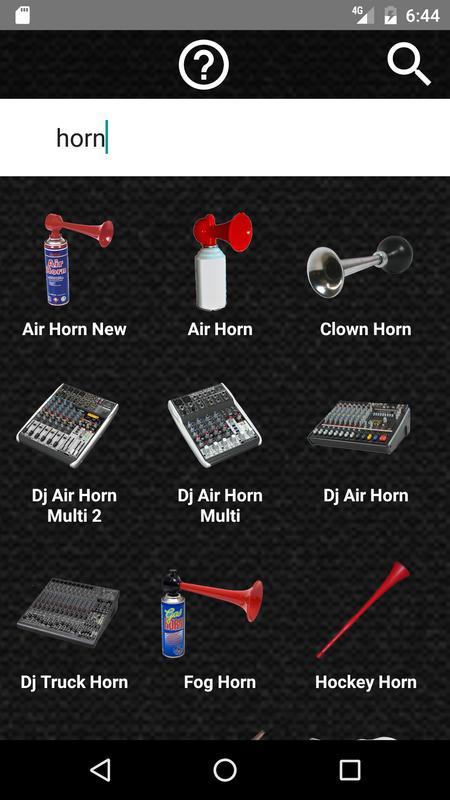 fog horn ringtone free download