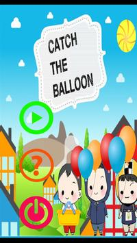 Catch The Balloon poster