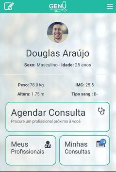 GENU Paciente apk screenshot