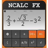 School Scientific calculator casio fx 570 es plus icon