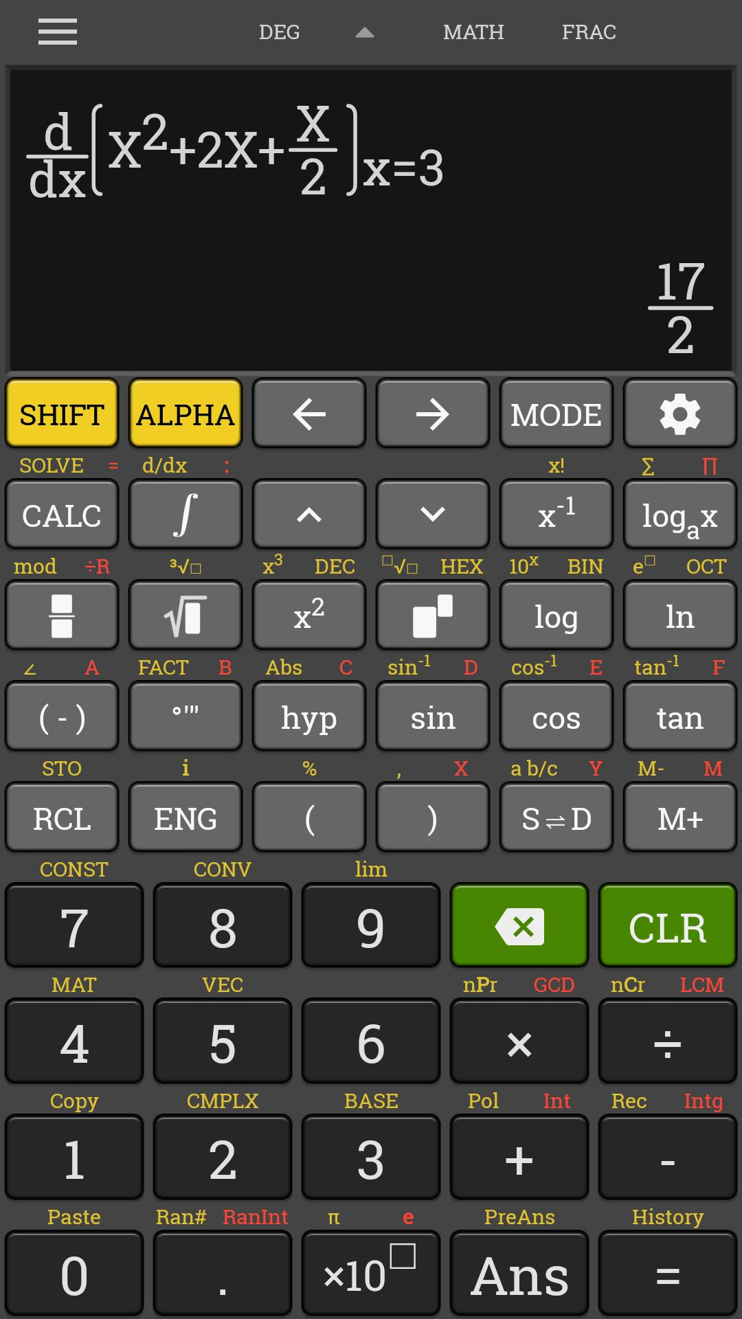 casio scientific calculator apk free download for android