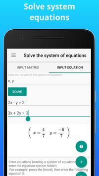 Calculator N+ - Math Solver - CAS calculator screenshot 16