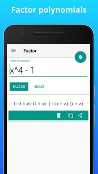 Calculator N+ - Math Solver - CAS calculator screenshot 4