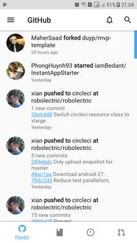 PowerGit - Powerful GitHub Client (sample app) for Android - APK