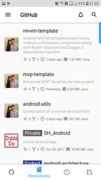 PowerGit - Powerful GitHub Client screenshot 6
