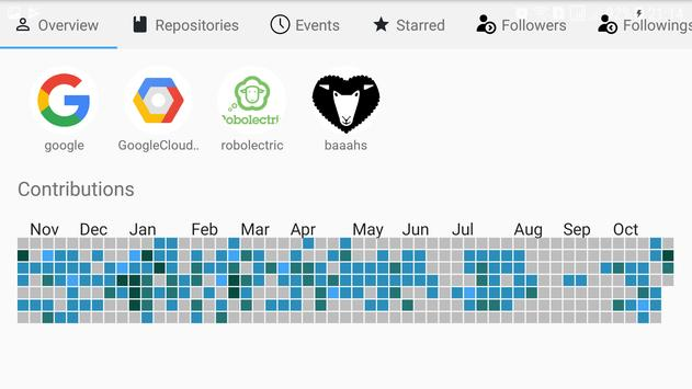 PowerGit - Powerful GitHub Client screenshot 9