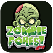 Zombie Forest Jump icon
