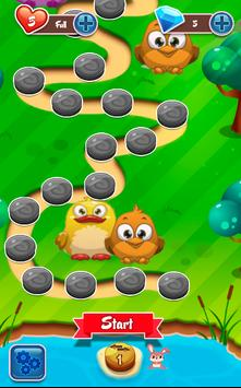 candy birds saga apk screenshot