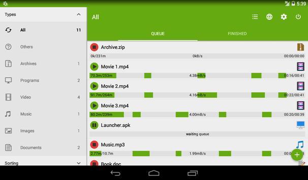 Advanced Download Manager screenshot 11