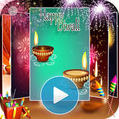 Diwali Video Maker icon