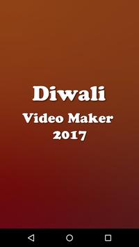 Diwali Video Maker poster