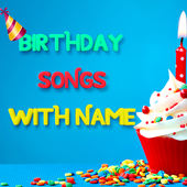 Birthday Song With Name Maker icon