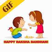 GIF of Rakshabandhan 2017 New icon