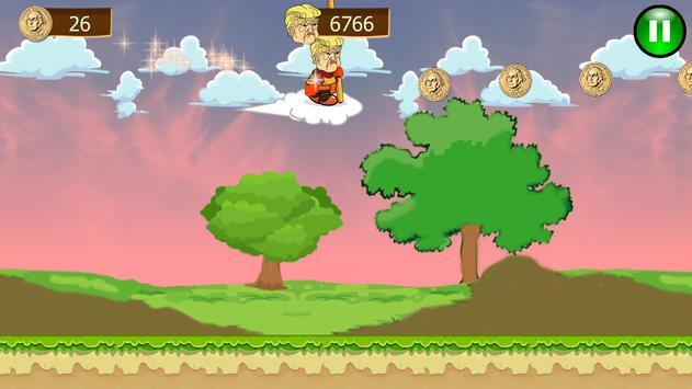 Trump King Of Running screenshot 4