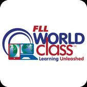 FLL 2014 World Class icon