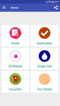 Essential Oils Guide - Best Free Oils Guide poster