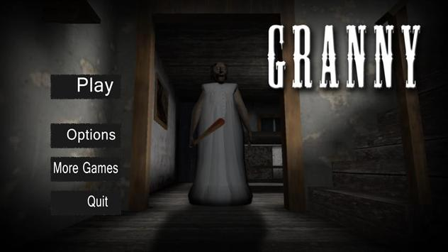 Granny Plakat