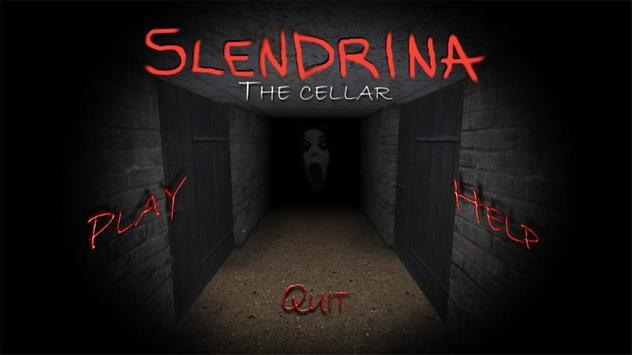Slendrina:The Cellar (Free)-poster