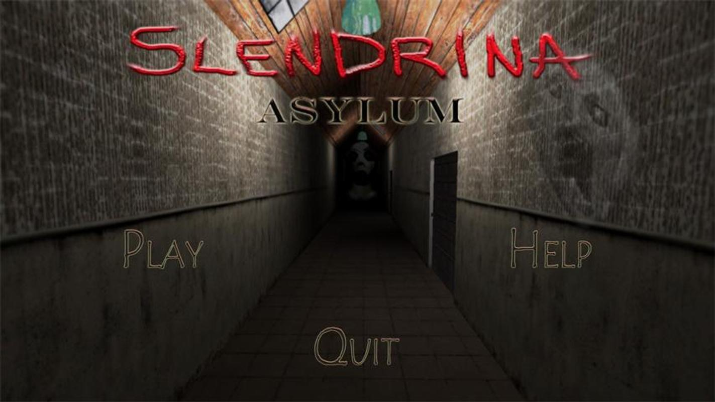 Slendrina: asylum for android apk download.