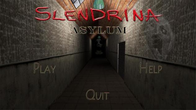 Slendrina: Asylum poster