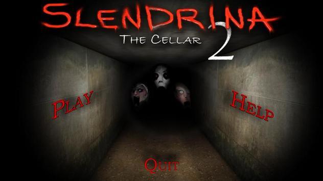 Slendrina: The Cellar 2 постер