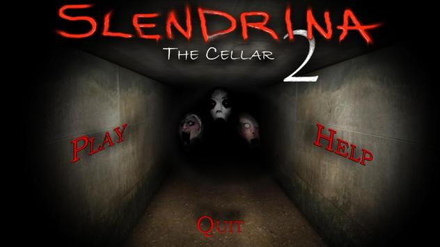 Slendrina: The Cellar 2 poster