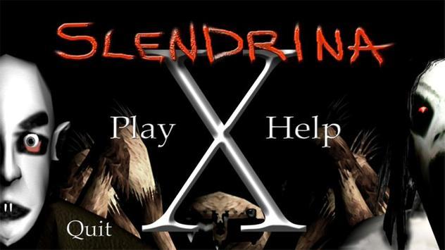 Poster Slendrina X