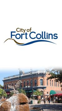 Fort Collins Employee Survey poster