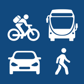 Fort Collins Travel Survey icon
