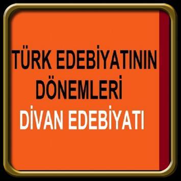 Divan Edebiyatı Bilgileri poster