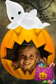 Halloween Photo Frames HD apk screenshot
