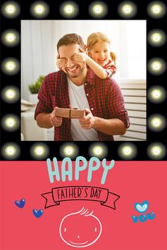 Happy Father's Day Photo Frames apk screenshot