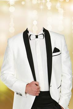 Smart Groom Suit Photo Montage apk screenshot