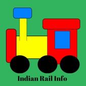 Indian Easy Rail Info icon