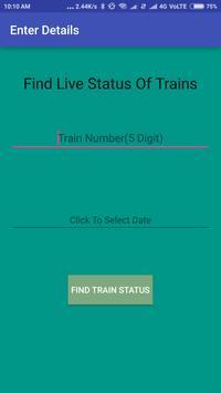 Indian Easy Rail Info screenshot 2