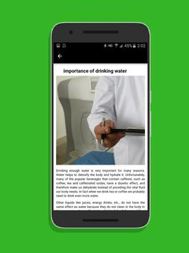 Tomar agua apk screenshot