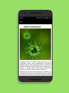 Tuberculosis mycobacterium bacteria meningitis screenshot 2