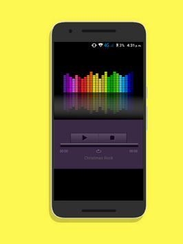 🎧 Crystal Christmas free Music Player Online Radi apk screenshot