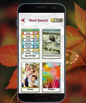 Word Search apk screenshot