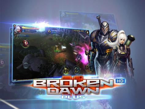 Broken Dawn Plus HD capture d'écran 7