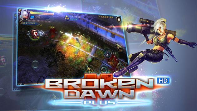 Broken Dawn Plus HD Affiche