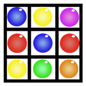 Bubble Color Match Links icon