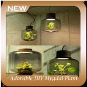 Adorable DIY Mygdal Plant Light icon