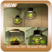 Adorable DIY Mygdal Plant Light icon